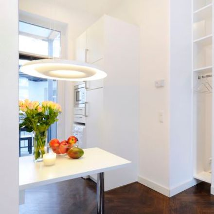 Rent this 2 bed apartment on Im Prüfling 28 in 60385 Frankfurt, Germany