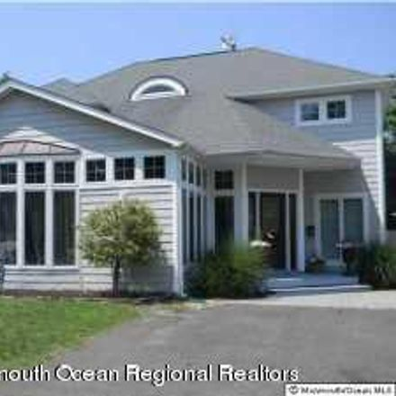 Rent this 5 bed house on 415 Washington Avenue in Point Pleasant Beach, NJ 08742