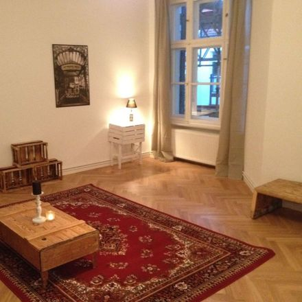 Rent this 1 bed apartment on Apostel-Paulus-Straße 30 in 10823 Berlin, Germany