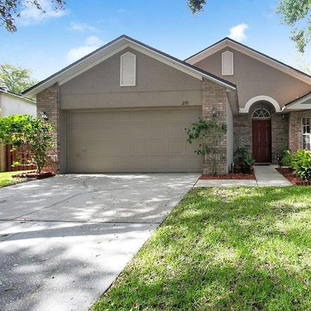 Rent this 4 bed house on 1253 Vickers Lake Drive in Ocoee, FL 34761