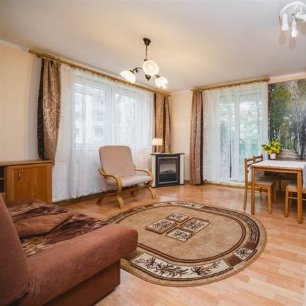 Rent this 2 bed apartment on Obozowa in 30-384 Krakow, Poland