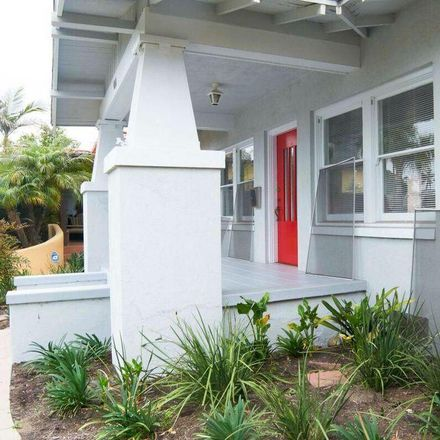 Rent this 3 bed house on 4211 Arden Way in San Diego, CA 92103