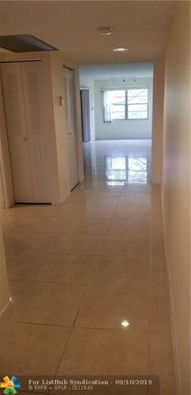 Rent this 1 bed condo on 1110 Southwest 125th Avenue in Pembroke Pines, FL 33027