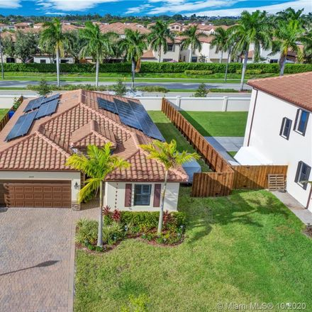 Rent this 4 bed house on Southeast 1st Street in Homestead, FL 33033