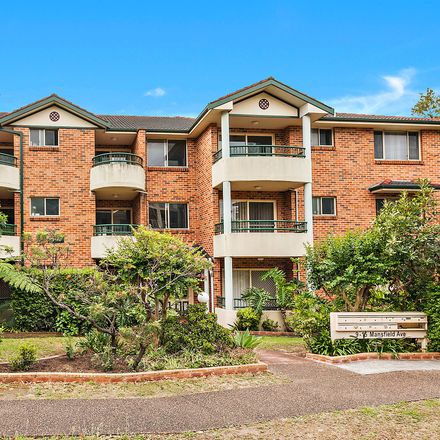 Rent this 2 bed apartment on 9/9-15 Mansfield Avenue