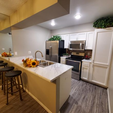 Rent this 3 bed apartment on 286 West Palomino Drive in Chandler, AZ 85225