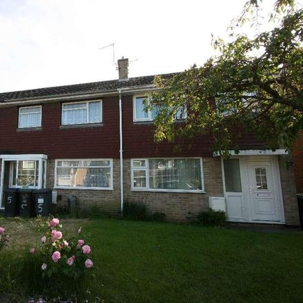Rent this 4 bed room on 9 Verwood Close in Canterbury CT2 7HS, United Kingdom