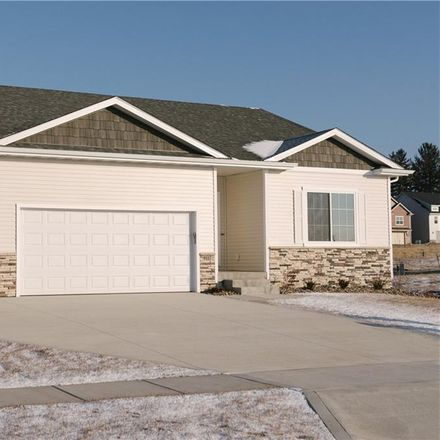 Rent this 4 bed house on 9117 Cody Drive in West Des Moines, IA 50266