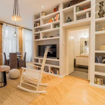 Rent this 1 bed apartment on Pestalozzistraße 34 in 10627 Berlin, Germany