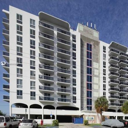 Rent this 1 bed condo on 7928 West Drive in North Bay Village, FL 33141