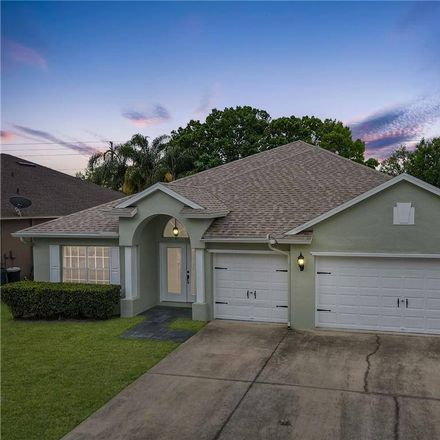 Rent this 4 bed apartment on 3831 Chaucer Way in Land O' Lakes, FL 34639