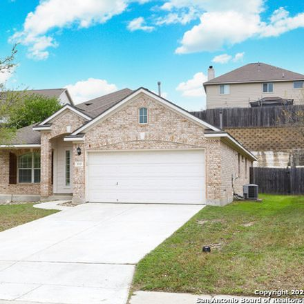 Rent this 3 bed house on 3519 Bennington Way in Bexar County, TX 78261