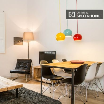 Rent this 1 bed apartment on La Rambla in 64, 80002 Barcelona