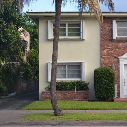 Rent this 2 bed apartment on 227 Salamanca Avenue in Coral Gables, FL 33134