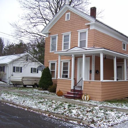 Rent this 3 bed house on 14 Prospect Street in City of Norwich, NY 13815
