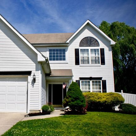 Rent this 4 bed house on 6 Nottingham Way in Mount Laurel, NJ