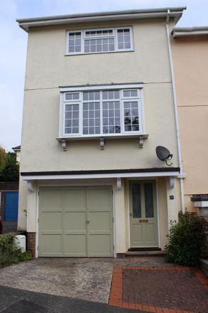 Rent this 3 bed house on 17 Knowle House Close in Kingsbridge TQ7 1AN, United Kingdom