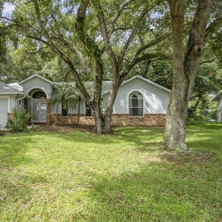 Rent this 3 bed house on Petal Rd NE in Palm Bay, FL