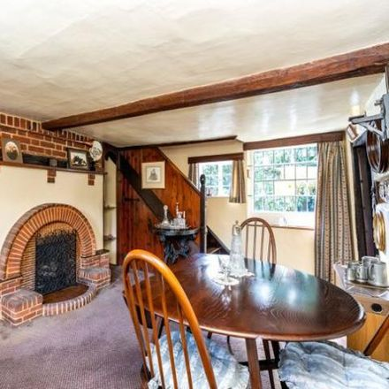 Rent this 3 bed townhouse on Calmore Cottage in Loperwood Lane, New Forest SO40 2RL