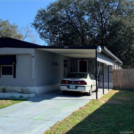 Rent this 2 bed house on N Arkansas Ter in Hernando, FL