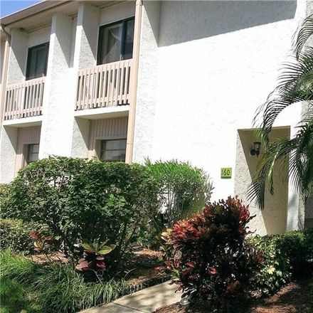 Rent this 2 bed townhouse on 160 Cypress Place in Harbor Palms, FL 34677