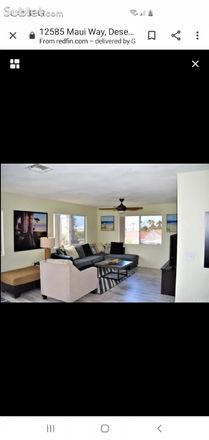 Rent this 2 bed apartment on 12539 Maui Way in Desert Hot Springs, CA 92240