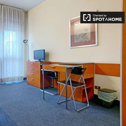 Rent this 0 bed apartment on Via Porto Corsini in 20128 Milan Milan, Italy