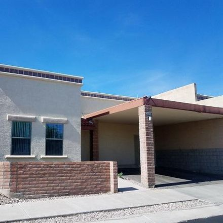 Rent this 3 bed townhouse on 2057 West Dozemary Court in Tucson, AZ 85713