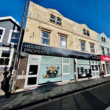 Rent this 2 bed apartment on Albercik International Minimarket in Church Road, Bristol