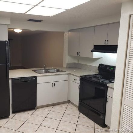 Rent this 3 bed townhouse on 8837 Northwest 48th Street in Sunrise, FL 33351