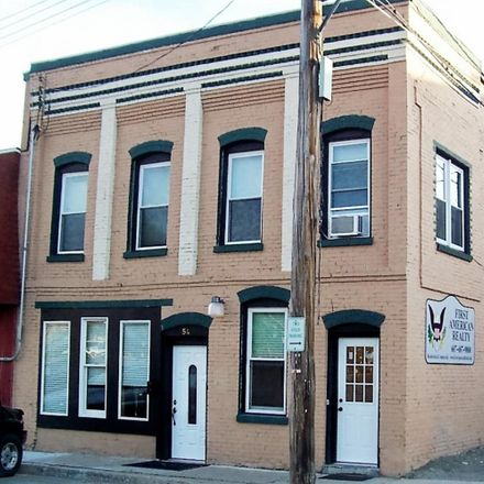 Rent this 1 bed apartment on 54 Central Avenue in City of Owego, NY 13827