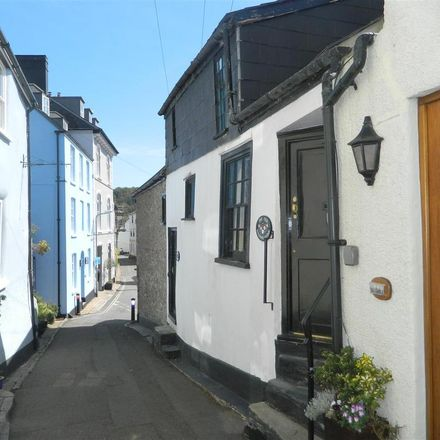 Rent this 2 bed house on Lantern House in 12 Clarence Hill, Dartmouth TQ6 9NX