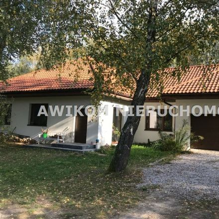 Rent this 0 bed house on Zaciszna 1 in 05-825 Marynin, Poland