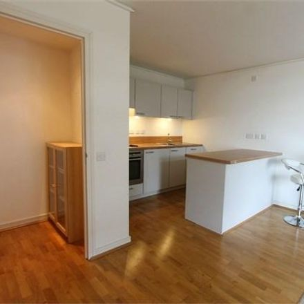 Rent this 1 bed apartment on Maurer Court in John Harrison Way, London SE10 0SU