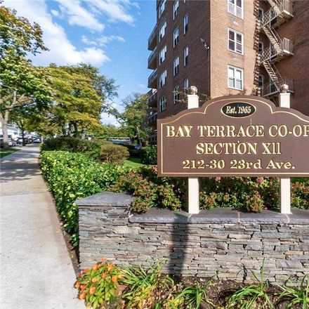 Rent this 3 bed condo on 212-30 23rd Avenue in New York, NY 11360