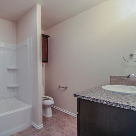 Rent this 3 bed house on 104th Street in Lubbock, TX 79424