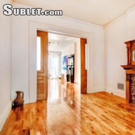Rent this 1 bed townhouse on 358 Prospect Place in New York, NY 11238