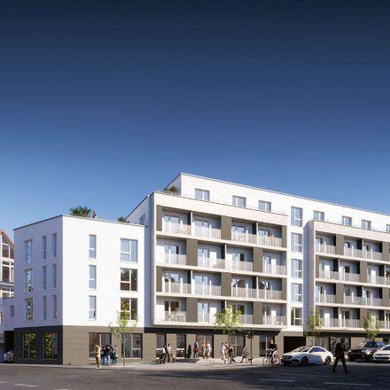 Rent this 1 bed apartment on Plieninger Straße 1 in 70771 Echterdingen, Germany