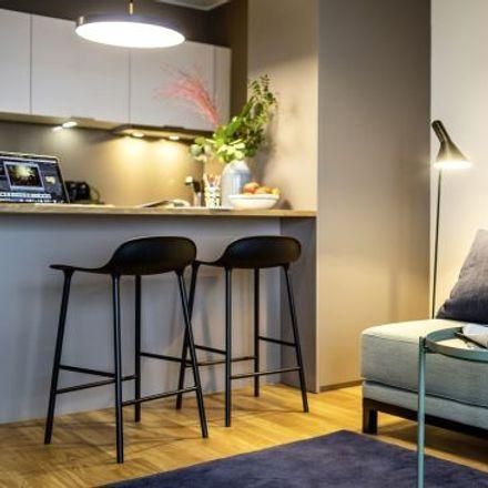 Rent this 1 bed apartment on Oskar-von-Miller-Straße 12 in 60314 Frankfurt, Germany