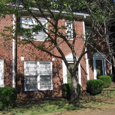 Rent this 2 bed condo on 287 Fairmont Drive in Nashville, TN 37203