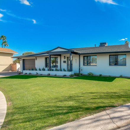 Rent this 3 bed house on 8313 East Edward Avenue in Scottsdale, AZ 85250