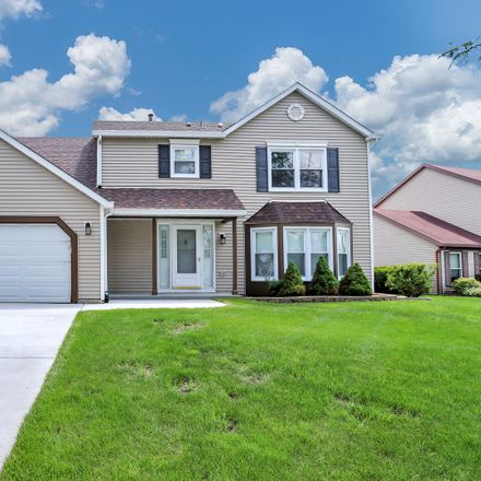 Rent this 4 bed house on 1255 North Darlington Circle in Hoffman Estates, IL 60169