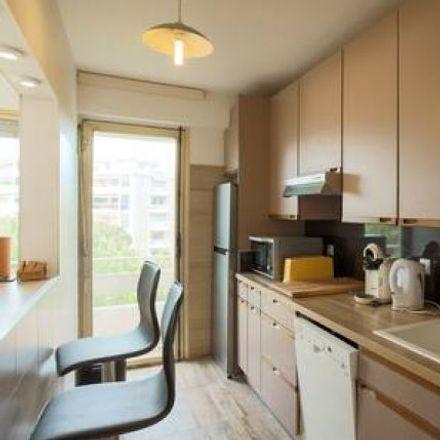 Rent this 1 bed apartment on 110 Promenade de la Plage in 06800 Cagnes-sur-Mer, France