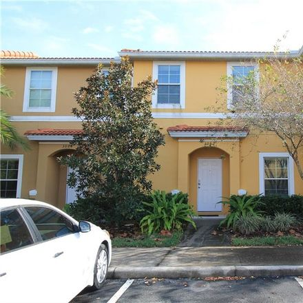 Rent this 2 bed townhouse on 3016 Bird of Paradise Ln in Kissimmee, FL