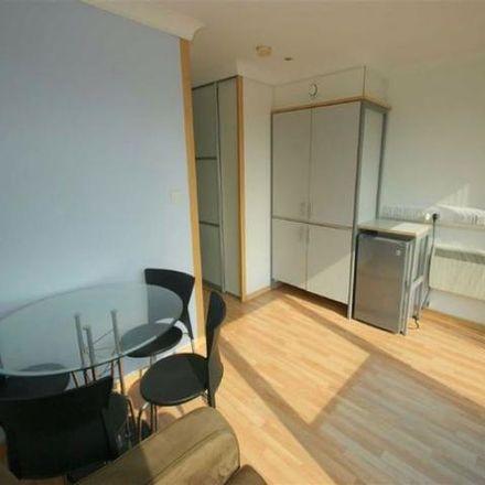 Rent this 1 bed apartment on Citispace in 11 Regent Street, Leeds LS2 7QN
