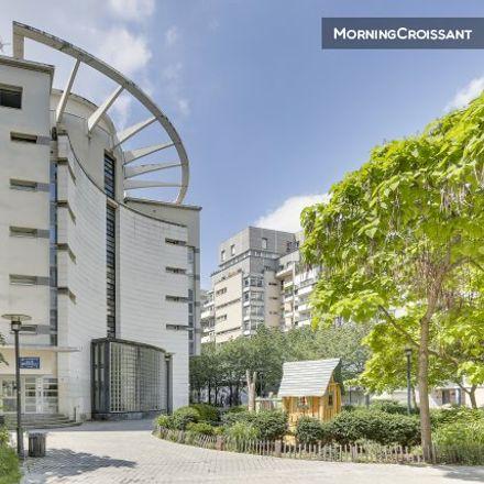 Rent this 1 bed apartment on Adagio city aparthotel access in Rue des Étudiants, 92400 Courbevoie