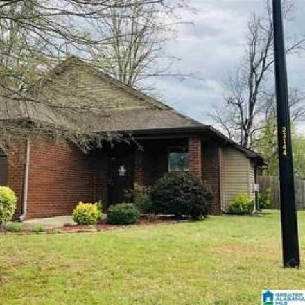 Rent this 3 bed house on 4806 Deer Foot Cove in Pinson, AL 35126