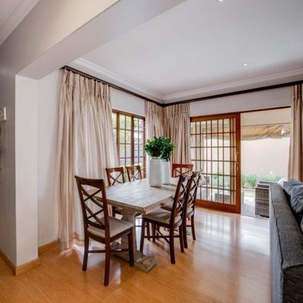 Rent this 4 bed house on Sandton Gautrain Station in Rivonia Road, Johannesburg Ward 103