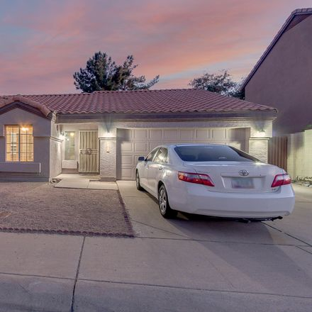 Rent this 3 bed house on 4313 East Muirwood Drive in Phoenix, AZ 85048