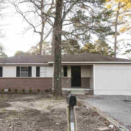Rent this 4 bed house on Pine Cone Dr in Little Rock, AR